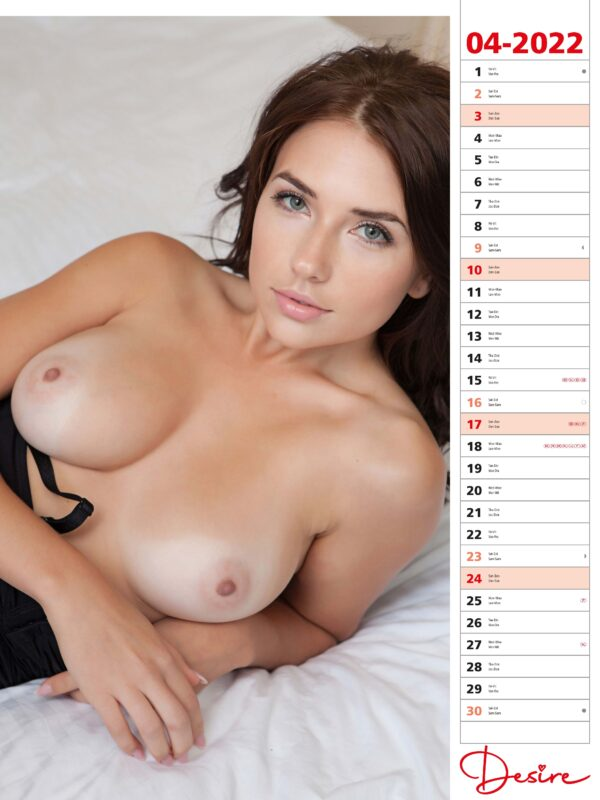 impression calendrier sexy glamour 2022-4