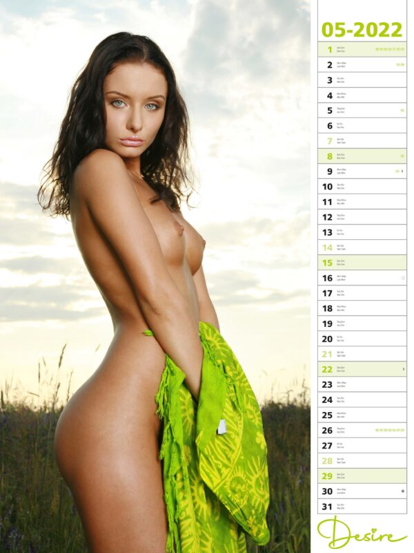 impression calendrier sexy glamour 2022-5