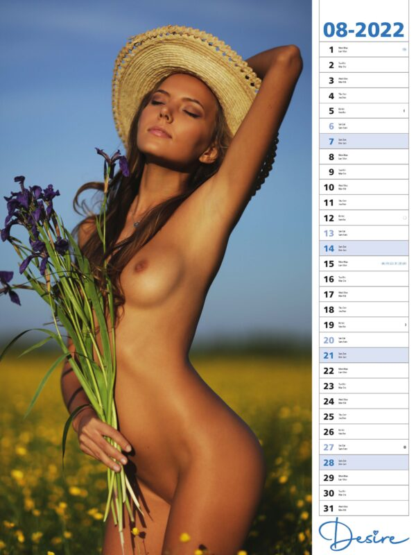impression calendrier sexy glamour 2022-8