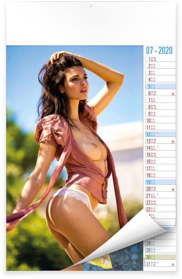 impression calendrier top exclusive 20201